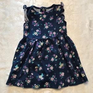 Carter's Baby Girl Floral Dress 12M